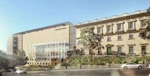 Australian Museum unveils design for new new glass entrance