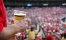 Alcohol industry uses social media to present drinking as an integral part of the sport experience