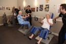 Aged care gym facility achieves positive wellbeing for seniors