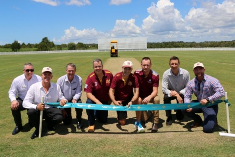 New Buderim Cricket Club Oval Opened In University Of The