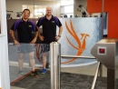 Centaman delivers turnstile solution integrated with club membership system at Phoenix Health Club