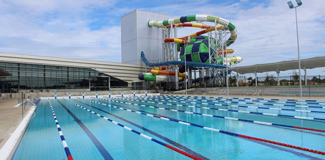 Cockburn arc branding achievements recognised with industry communications and marketing award - Arc swimming pool ...