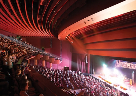 Crown Theatre Perth Seating Review