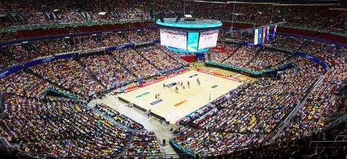 Qudos Bank Arena Installs Largest Centerhung Led Video