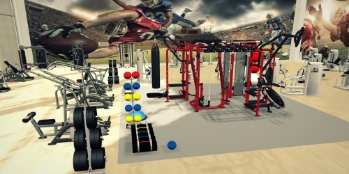 Design software aids fitness club layouts australasian for Gym design software