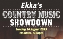 2015 Ekka aims to unearth the next star in country music