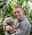 Featherdale Wildlife Park's Chad Staples marks 20 years of animal passion