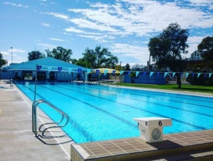 Management operations of forbes olympic swimming pool australasian leisure management for How much is an olympic swimming pool