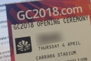 Embarrassment as wrong date printed on 15,000 Commonwealth Games opening ceremony tickets