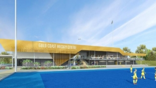 Queensland builder to redevelop Gold Coast Hockey Centre for 2018 Commonwealth Games