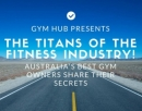 Titans of the Fitness Industry workshop heads to Sydney and Melbourne in October