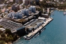 Former Sydney Harbour submarine base to be redeveloped as public space