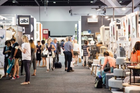 ICC Sydney Moves Into Exhibition Season With Reed Gift Fair