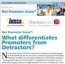 Latest IHRSA member retention report examines likely fitness club promoters and detractors