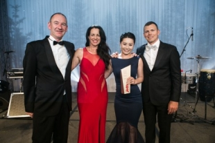 Jetts Fitness recognises its top achievers