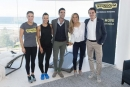 Technogym ambassadors launch new MYRUN and SKILLMILL technology