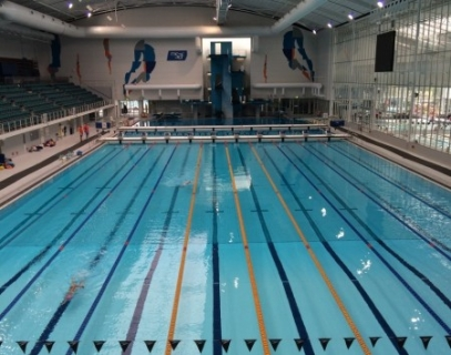 Competition pool refurbishment completed at melbourne sports and aquatic centre australasian for Melbourne university swimming pool
