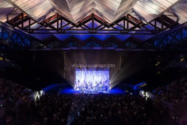 melbourne�s margaret court arena emerges as a new venue