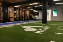 Increasing use of synthetic turf in indoor training areas