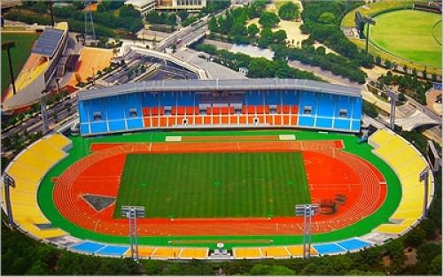 Mizuho Athletics Stadium aerial 500x313 - Asian Games Nagoya