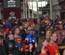 Super Heroes join Movie World record attempt