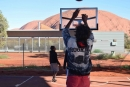 Basketball facility opens at Mutitjulu indigenous community in Northern Territory