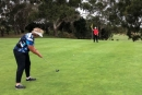 Women enjoy Saturday game at Newcastle Golf for first time in 112 years