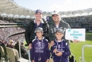 Optus Stadium celebrates one millionth visitor as AFL attendances hit new highs