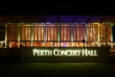 Perth Concert Hall to shine after light fittings overhaul