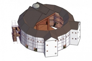 Shakespeare's Globe Theatre to pop up in Auckland