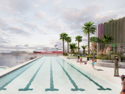 Crowdfunding Campaign To Back Potential Port Melbourne Beachfront Pool Australasian Leisure