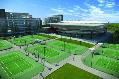 Queensland Tennis Centre Opens Australasian Leisure