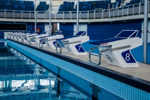 Myrtha Technology Boosts Rio Aquatic Performances