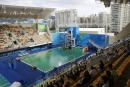 Rio 2016 organisers admit to using wrong pool chemicals at Maria Lenk Aquatic Centre