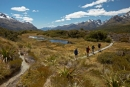 Department of Conservation to raise charges for overseas visitors walking New Zealand's trails