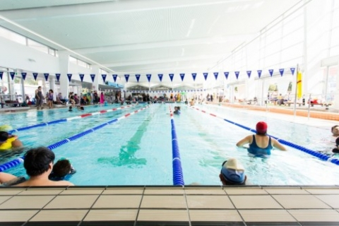 Auburn Swimming Pool Introduces Privacy Screen For Muslim Women Australasian Leisure Management