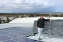 SA Aquatic and Leisure Centre opens massive rooftop solar power installation