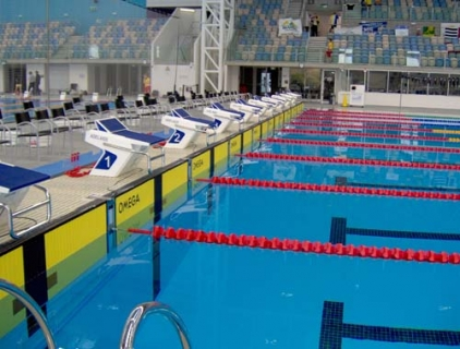 Water At South Australian State Aquatic Centre Like Diving In Silk Sheets Australasian