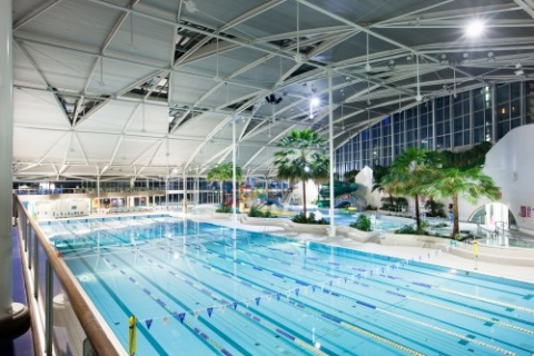Sydney Olympic Park Aquatic Centre Welcomes Receipt Of