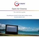 Smart Digital Australia releases new Open Air Cinema Guide