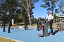 Fitness and recreation upgrades completed at Fairfield's St Johns Park