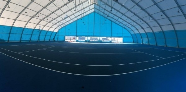 New All Weather Tennis Courts Open At Sydney Olympic Park Centre