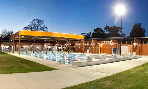 Uq sport opens new fitness and aquatic facility - Waves swimming pool baulkham hills ...