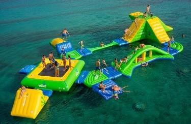Lake Lyell Recreation Park To Introduce Inflatable Aquatic Playground Australasian Leisure