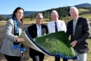 Work begins on Wollongong City Council's first artificial turf sports fields
