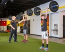 Strength training carries weight for obese teens