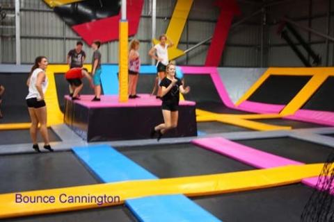 Fitness And Fun Drive Trampoline Arena Developments In