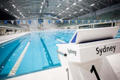 Swim Like An Olympian In The Sydney Aquatic Centre With World Class Facilities Offers Fun And Fitness All Year Round